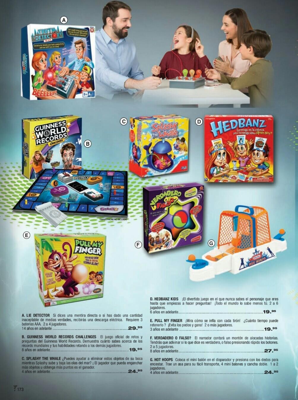 Catalogo juguetes Felix B Maduro 2018 p173
