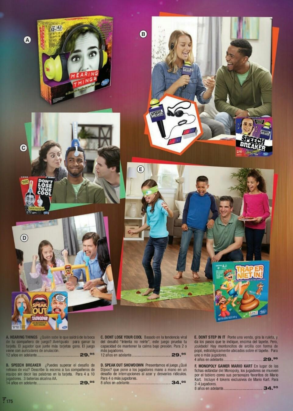 Catalogo juguetes Felix B Maduro 2018 p175