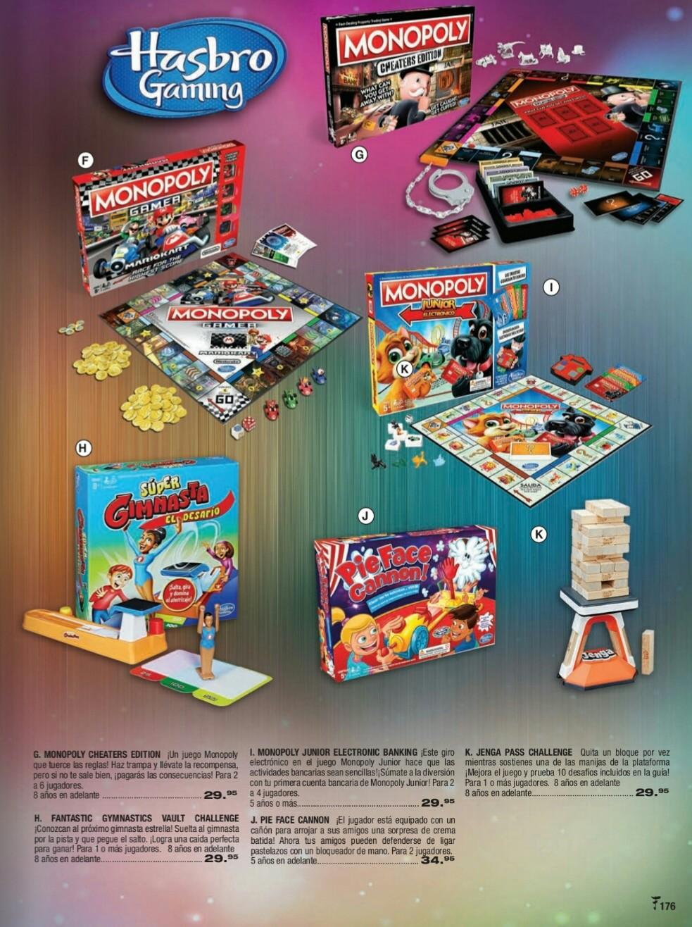 Catalogo juguetes Felix B Maduro 2018 p176