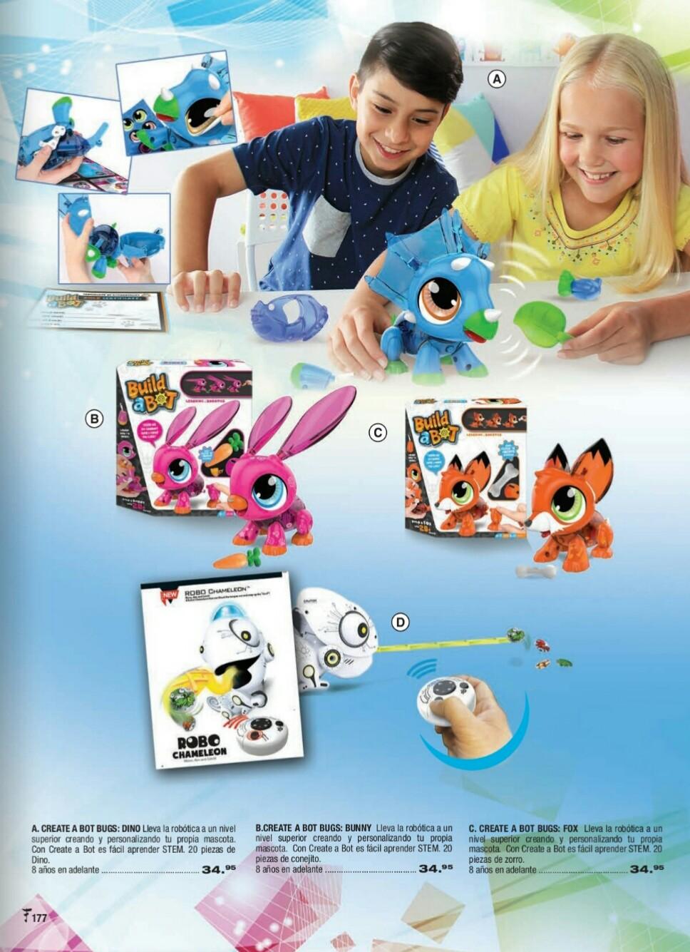 Catalogo juguetes Felix B Maduro 2018 p177