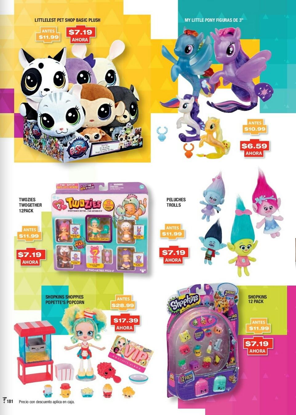 Catalogo juguetes Felix B Maduro 2018 p181