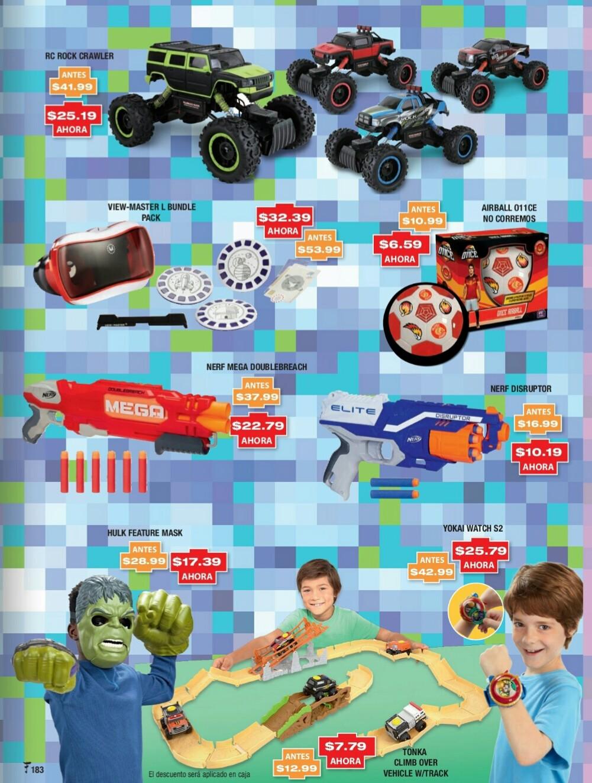 Catalogo juguetes Felix B Maduro 2018 p183