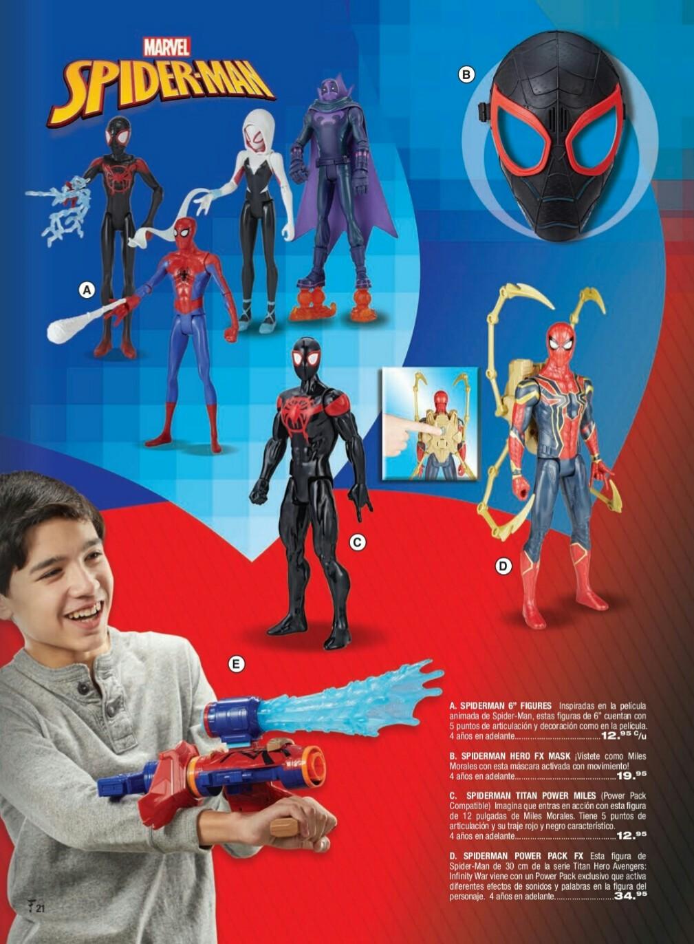Catalogo juguetes Felix B Maduro 2018 p21