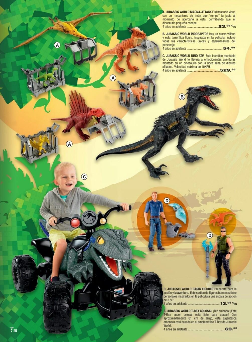 Catalogo juguetes Felix B Maduro 2018 p25