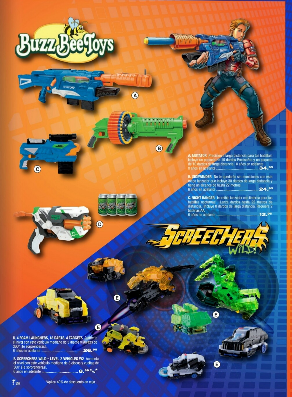 Catalogo juguetes Felix B Maduro 2018 p29