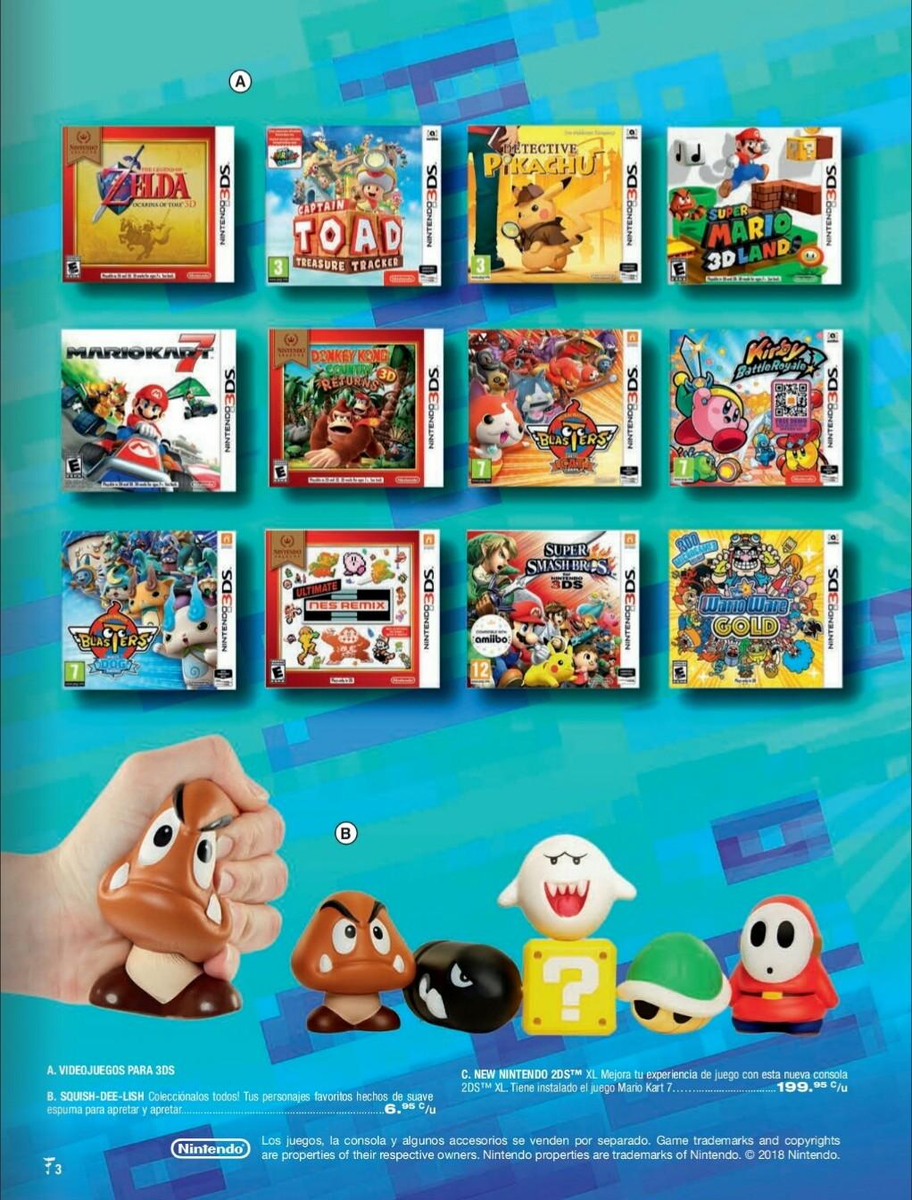 Catalogo juguetes Felix B Maduro 2018 p3