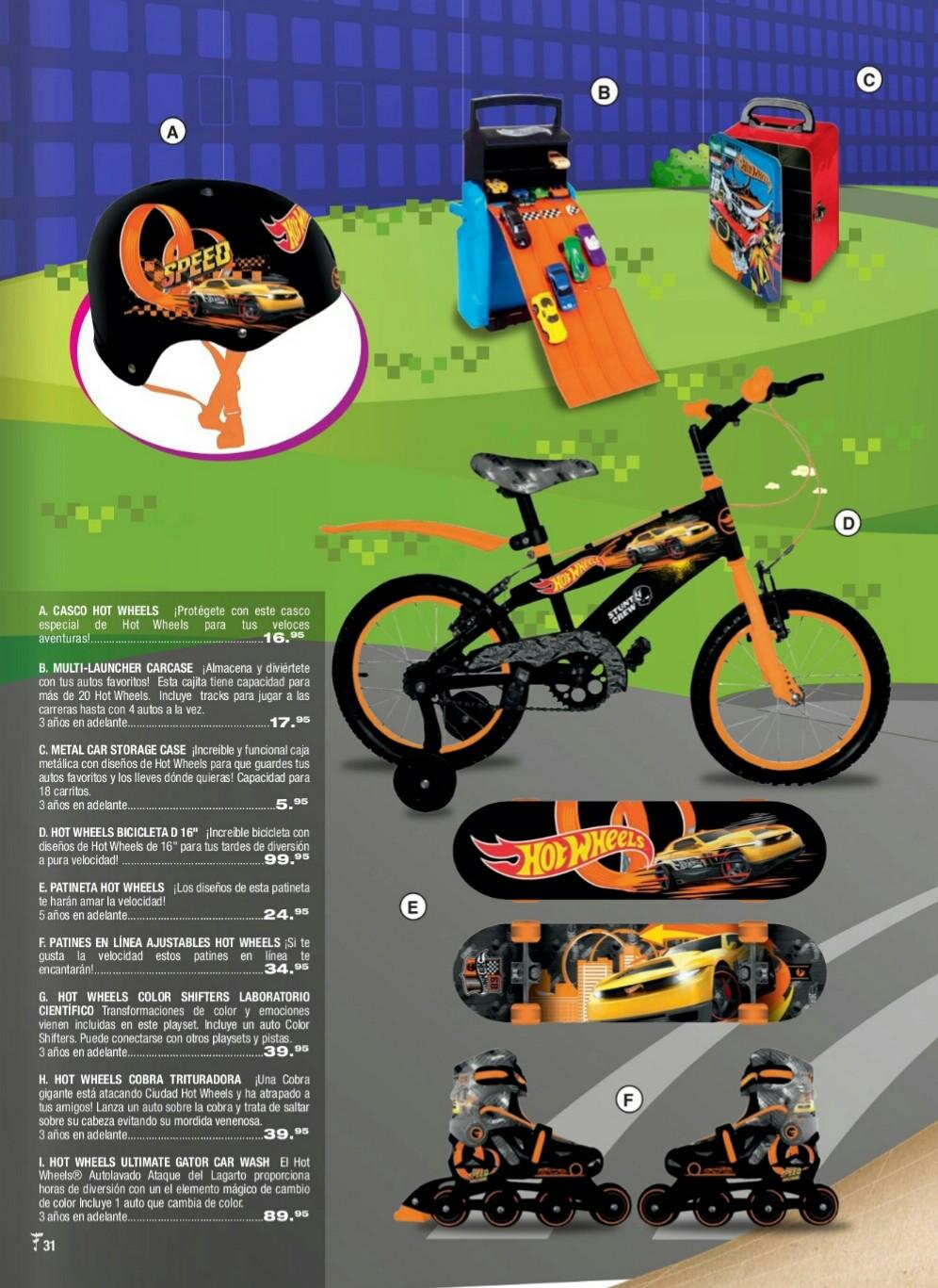 Catalogo juguetes Felix B Maduro 2018 p31