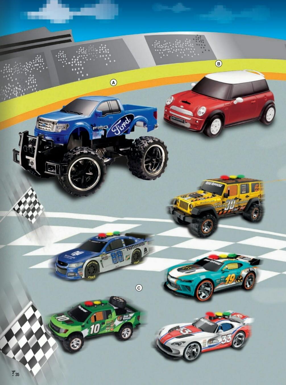 Catalogo juguetes Felix B Maduro 2018 p35