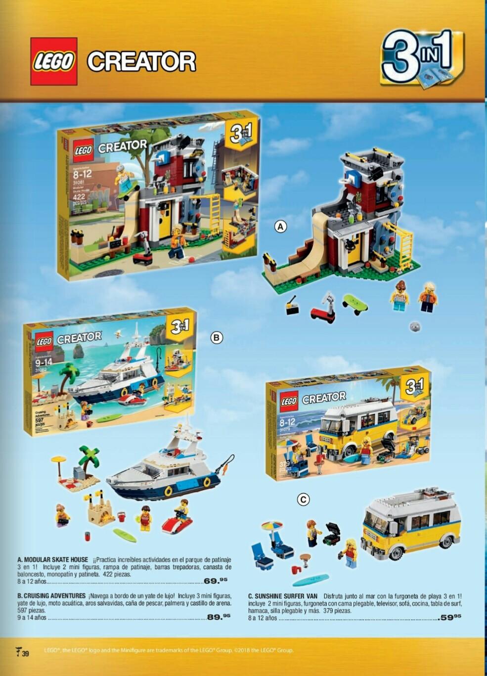 Catalogo juguetes Felix B Maduro 2018 p39