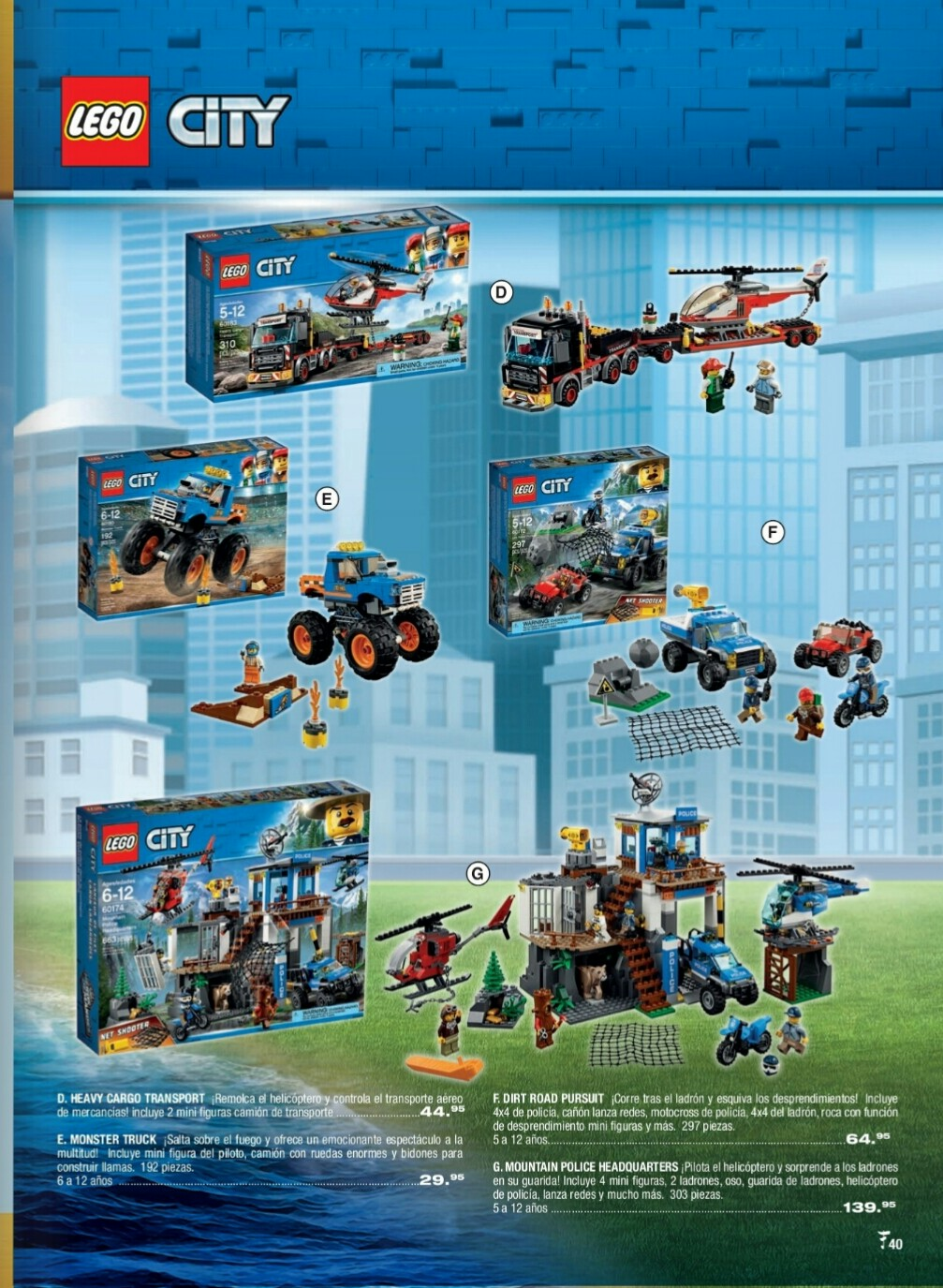 Catalogo juguetes Felix B Maduro 2018 p40