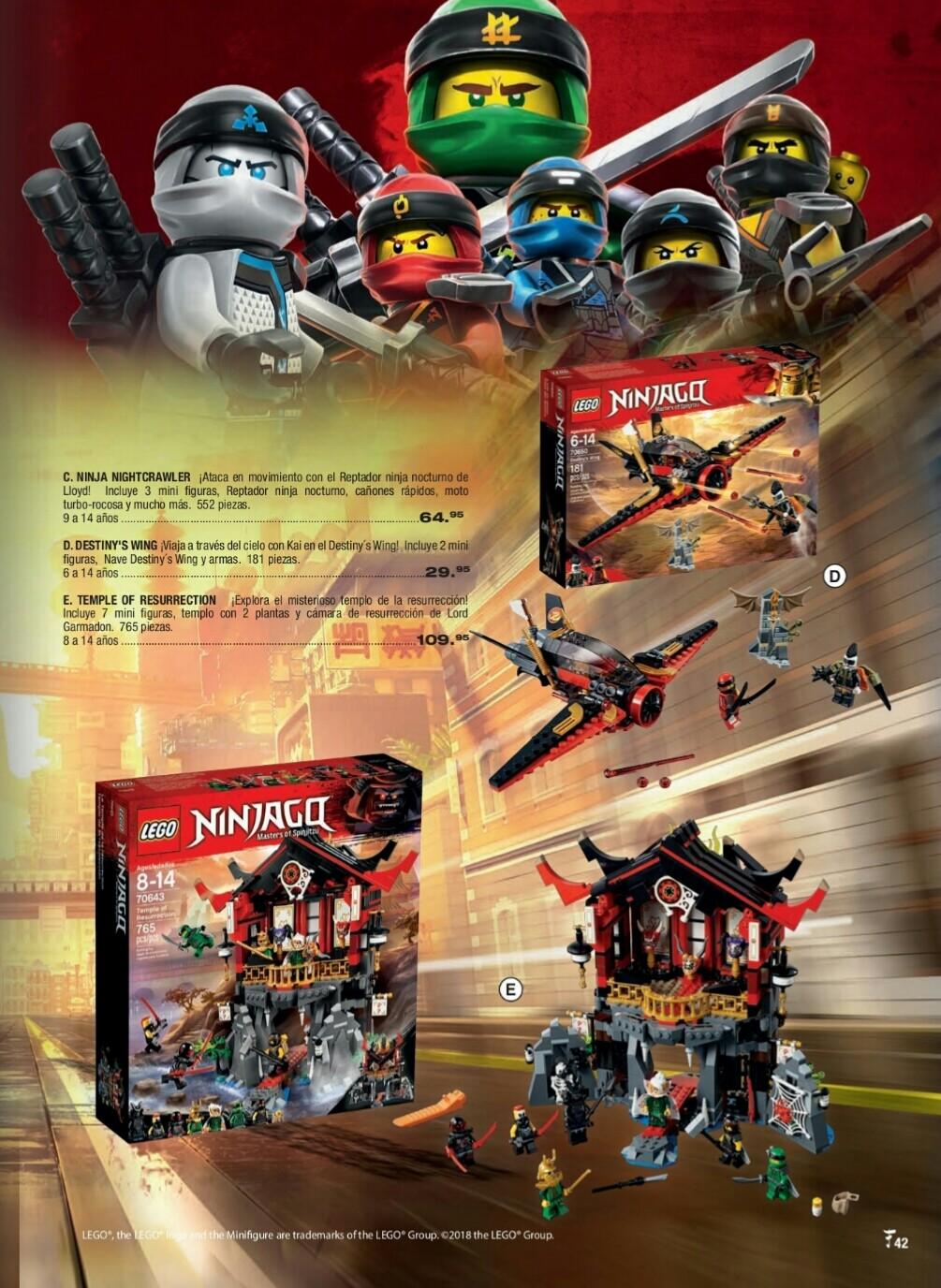 Catalogo juguetes Felix B Maduro 2018 p42