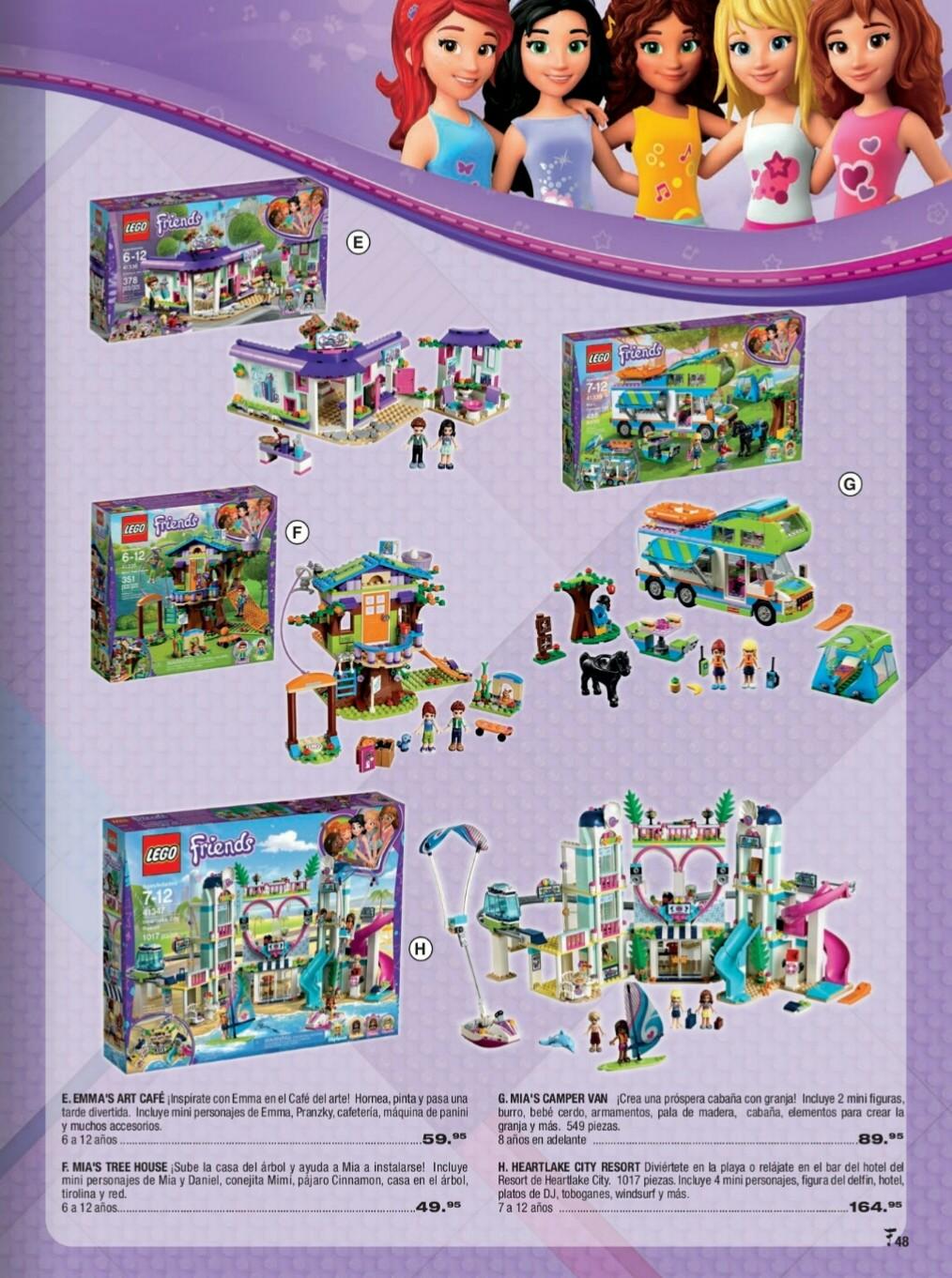 Catalogo juguetes Felix B Maduro 2018 p48