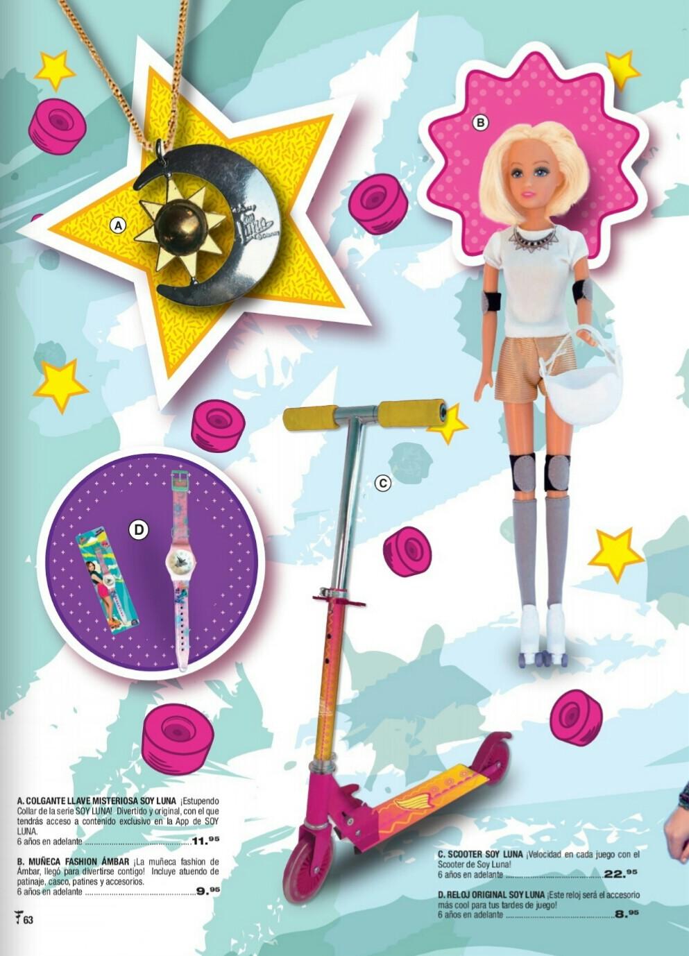 Catalogo juguetes Felix B Maduro 2018 p63