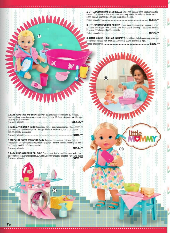 Catalogo juguetes Felix B Maduro 2018 p73