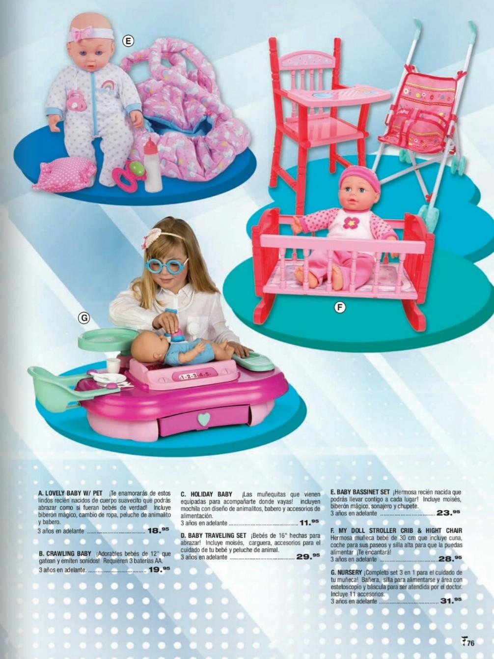 Catalogo juguetes Felix B Maduro 2018 p76