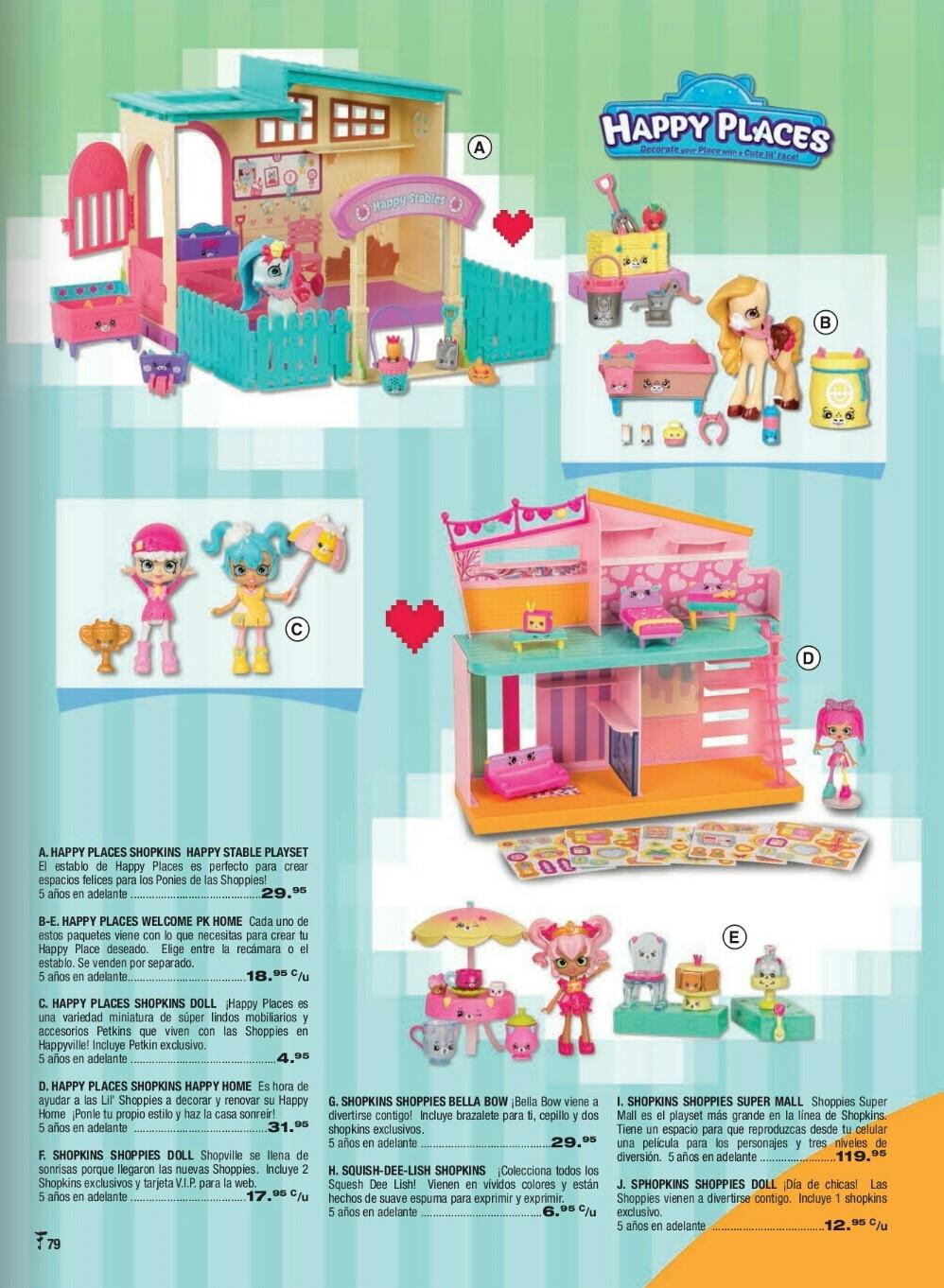 Catalogo juguetes Felix B Maduro 2018 p79