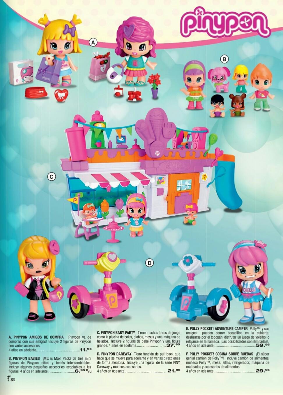 Catalogo juguetes Felix B Maduro 2018 p83