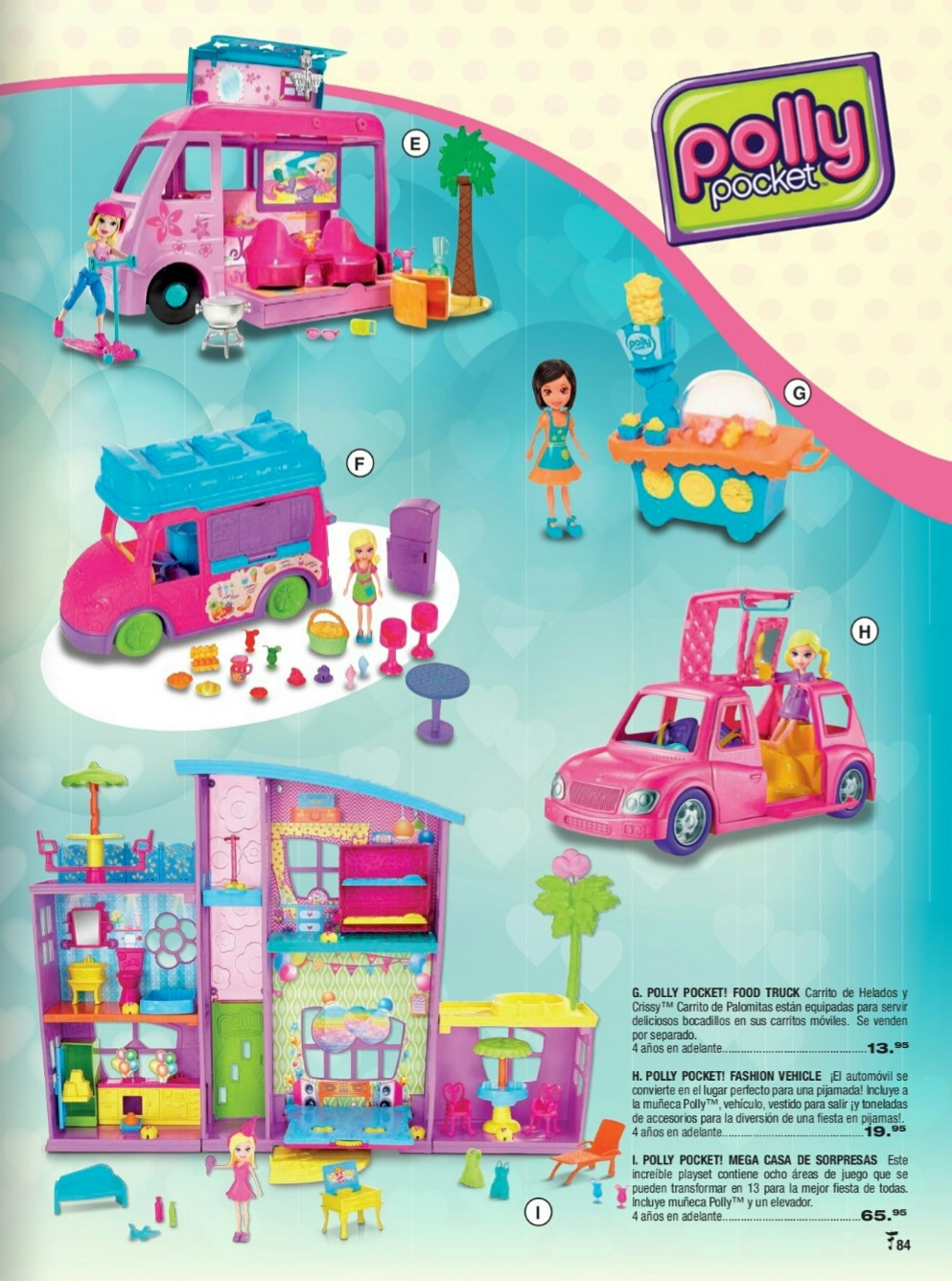 Catalogo juguetes Felix B Maduro 2018 p84