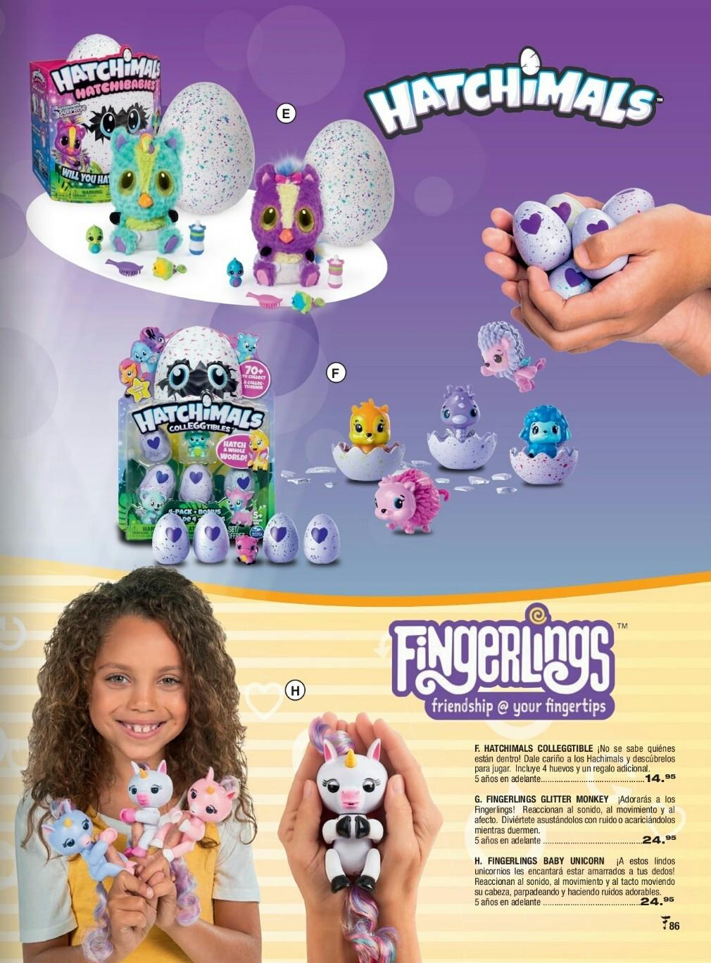 Catalogo juguetes Felix B Maduro 2018 p86