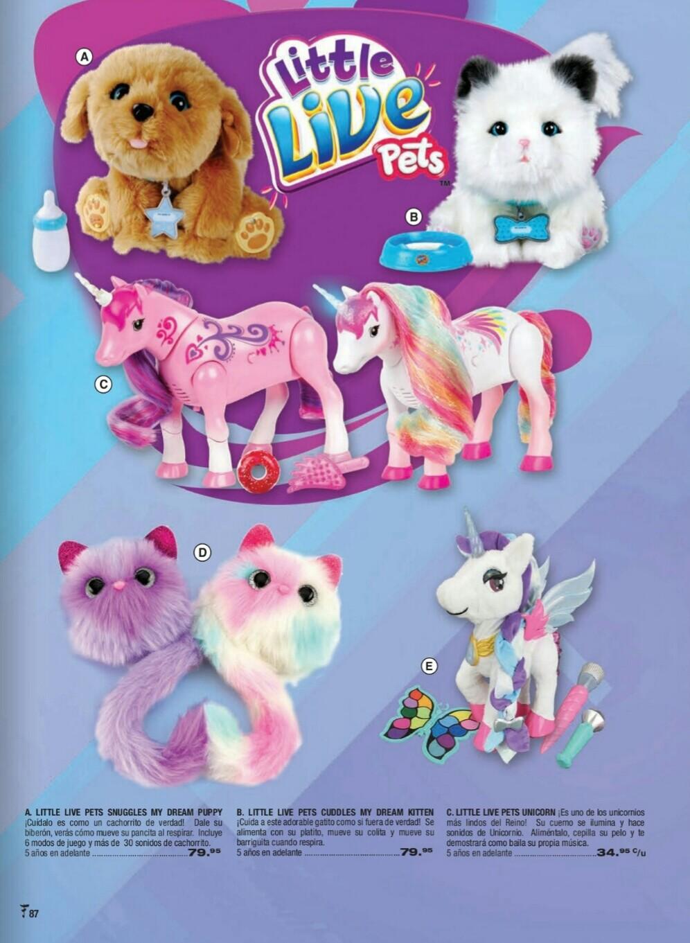 Catalogo juguetes Felix B Maduro 2018 p87