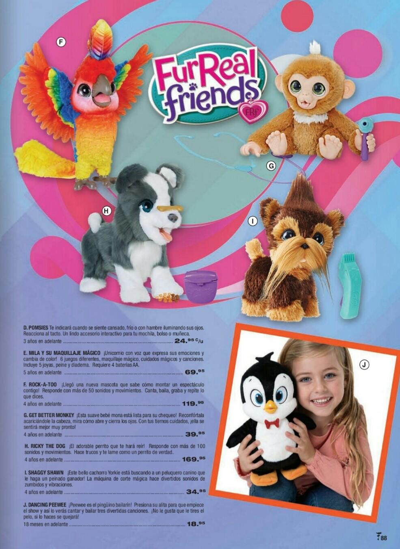 Catalogo juguetes Felix B Maduro 2018 p88