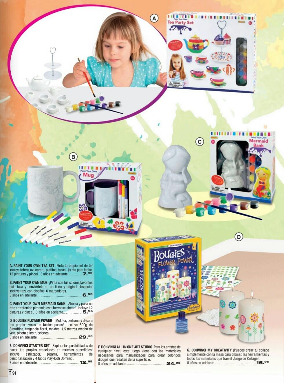 Catalogo juguetes Felix B Maduro 2018 p91