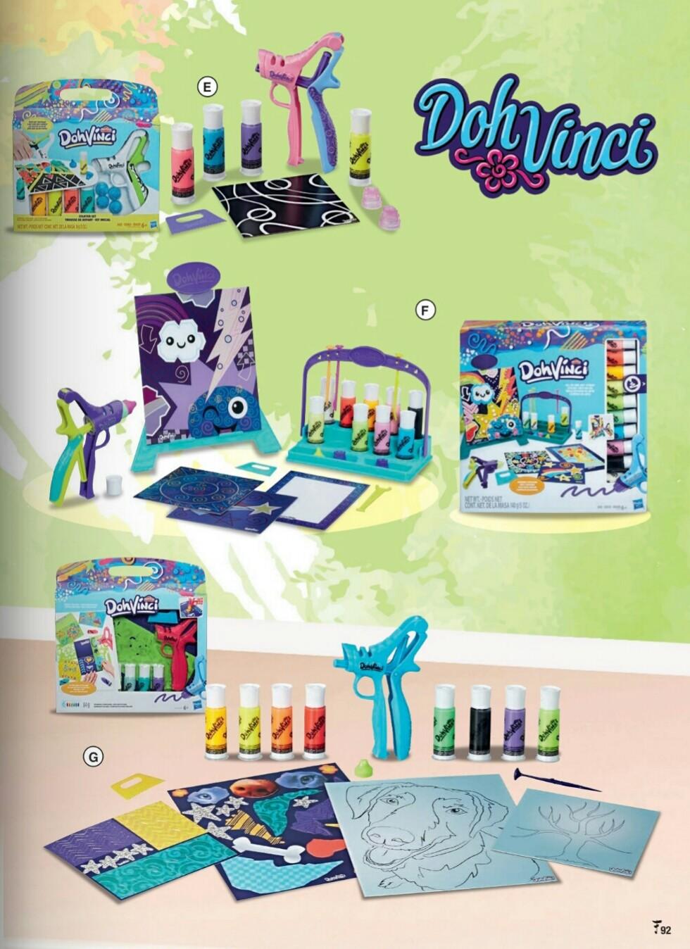 Catalogo juguetes Felix B Maduro 2018 p92