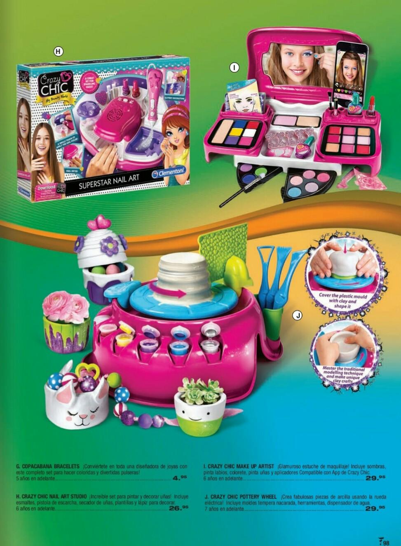Catalogo juguetes Felix B Maduro 2018 p98
