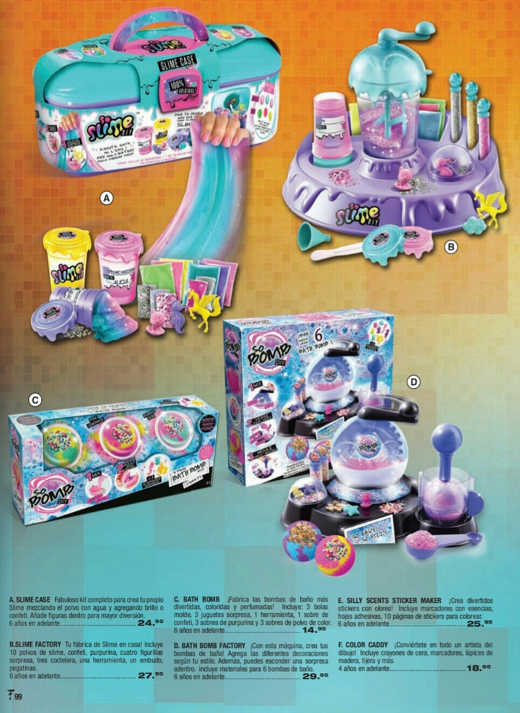 Catalogo juguetes Felix B Maduro 2018 p99