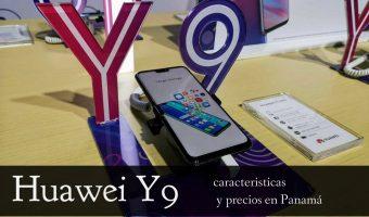 huawei Y9 precio panama