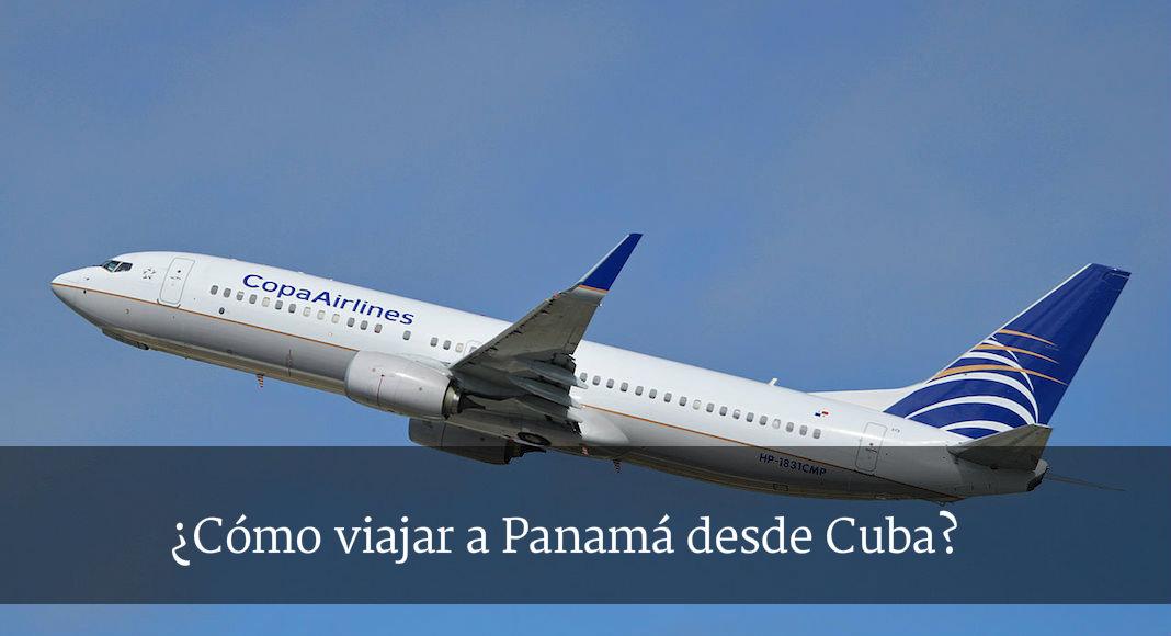 viajar a Panamá desde cuba