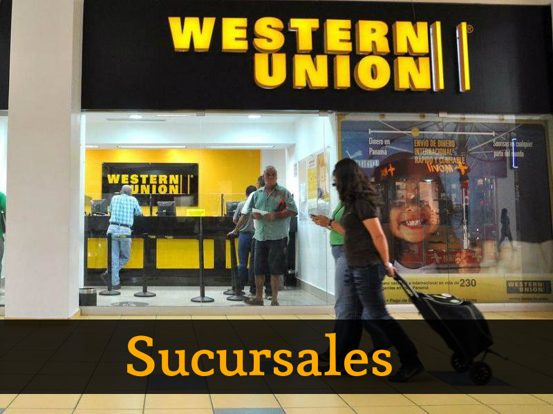western union sucursales panamá