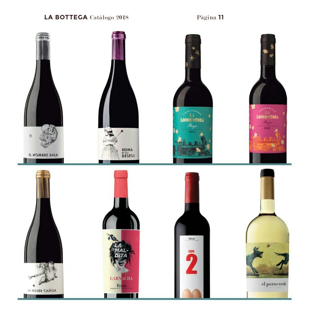 Catalogo Bottega Varela hermanos 2018 p12