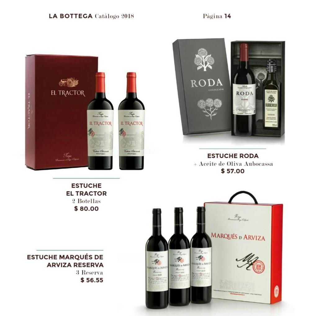 Catalogo Bottega Varela hermanos 2018 p15