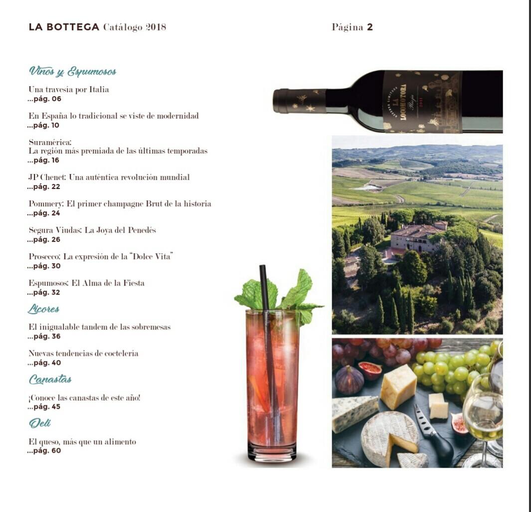 Catalogo Bottega Varela hermanos 2018 p2