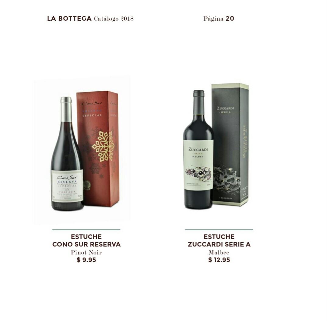 Catalogo Bottega Varela hermanos 2018 p21