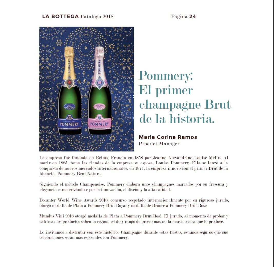 Catalogo Bottega Varela hermanos 2018 p25