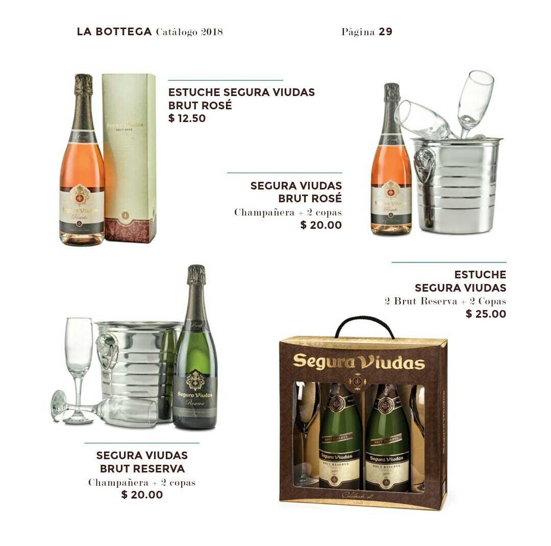 Catalogo Bottega Varela hermanos 2018 p30