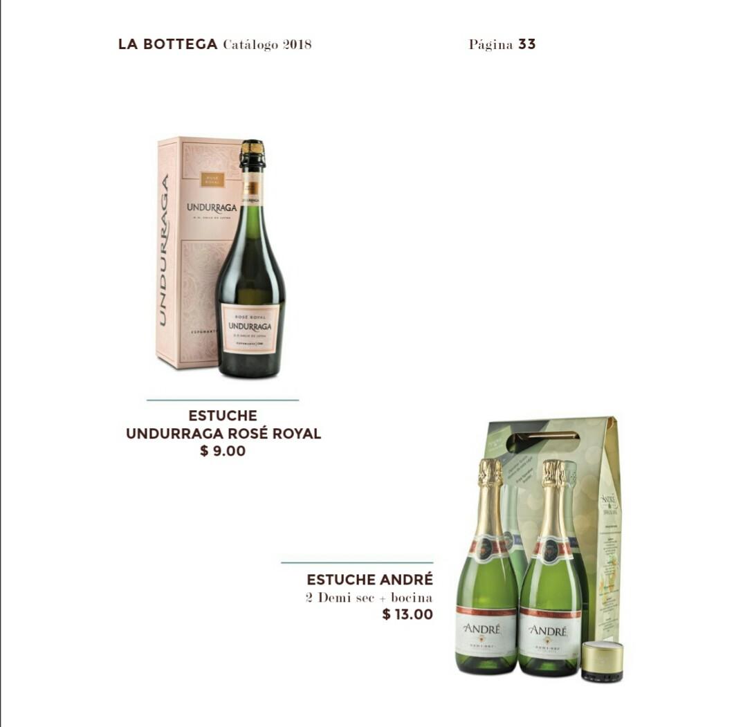 Catalogo Bottega Varela hermanos 2018 p34