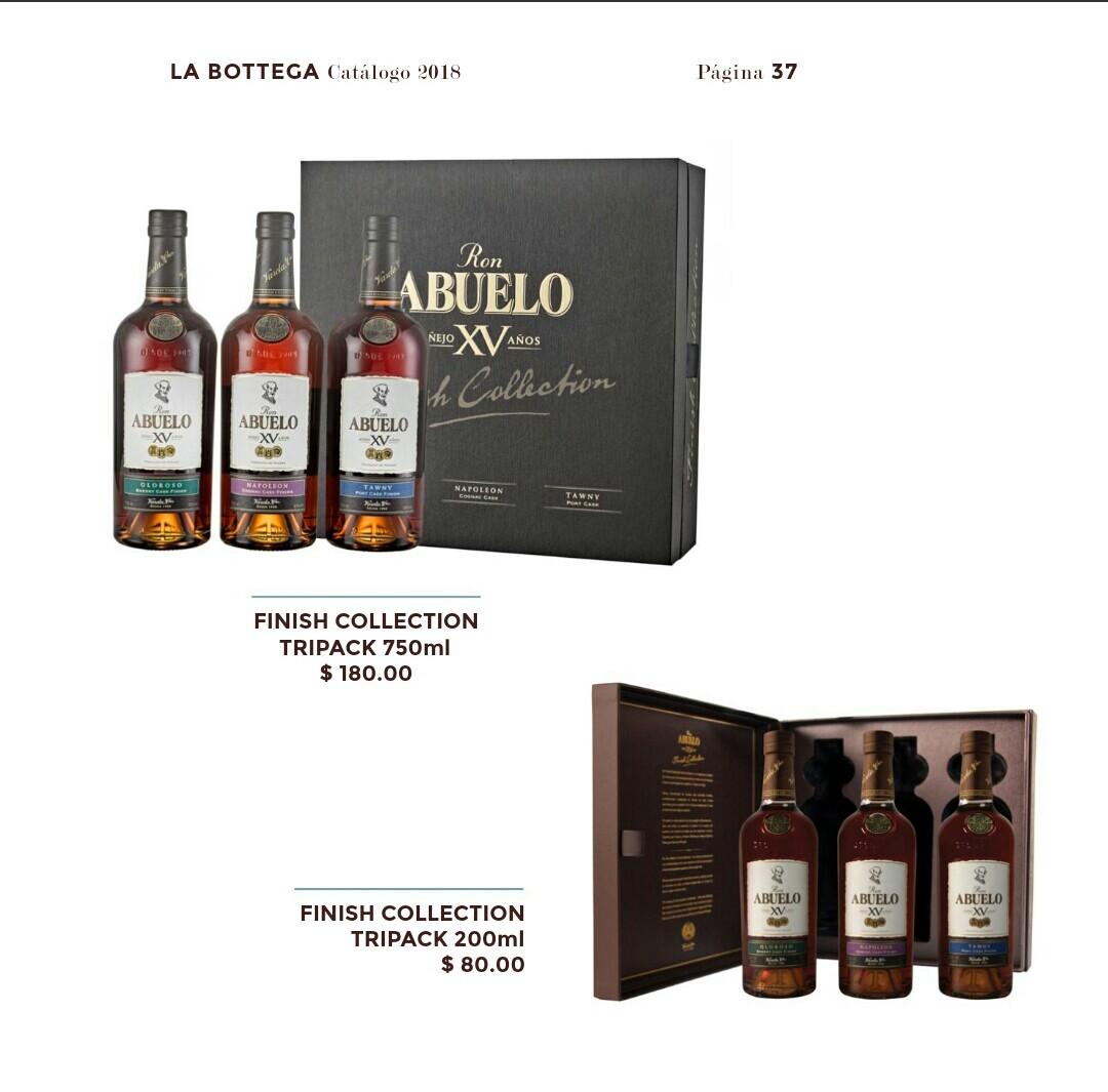 Catalogo Bottega Varela hermanos 2018 p38