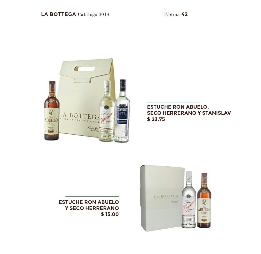 Catalogo Bottega Varela hermanos 2018 p43
