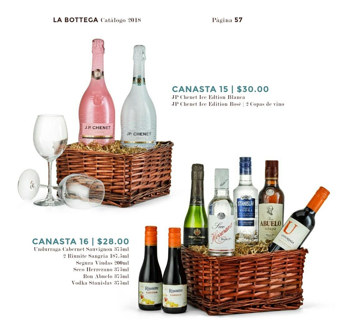 Catalogo Bottega Varela hermanos 2018 p58