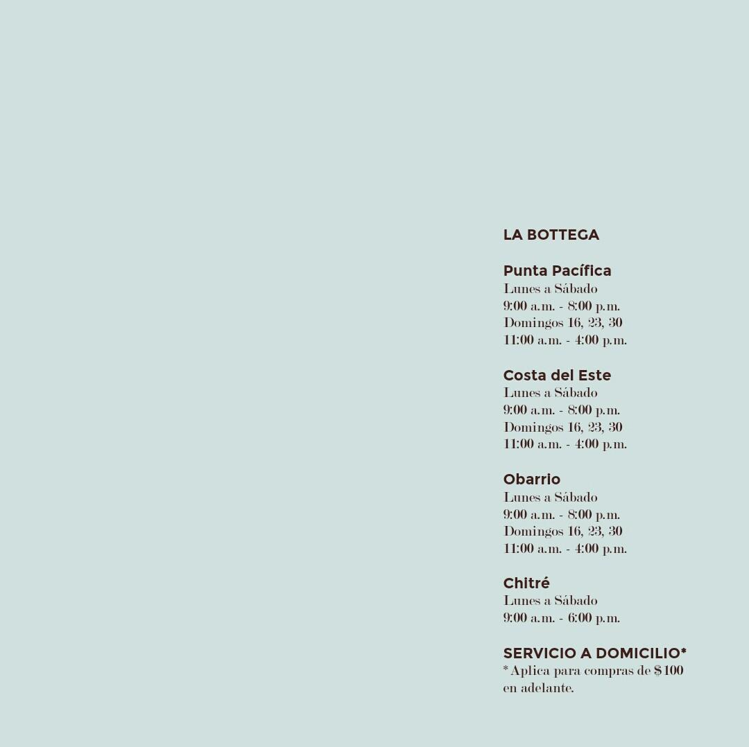 Catalogo Bottega Varela hermanos 2018 p64