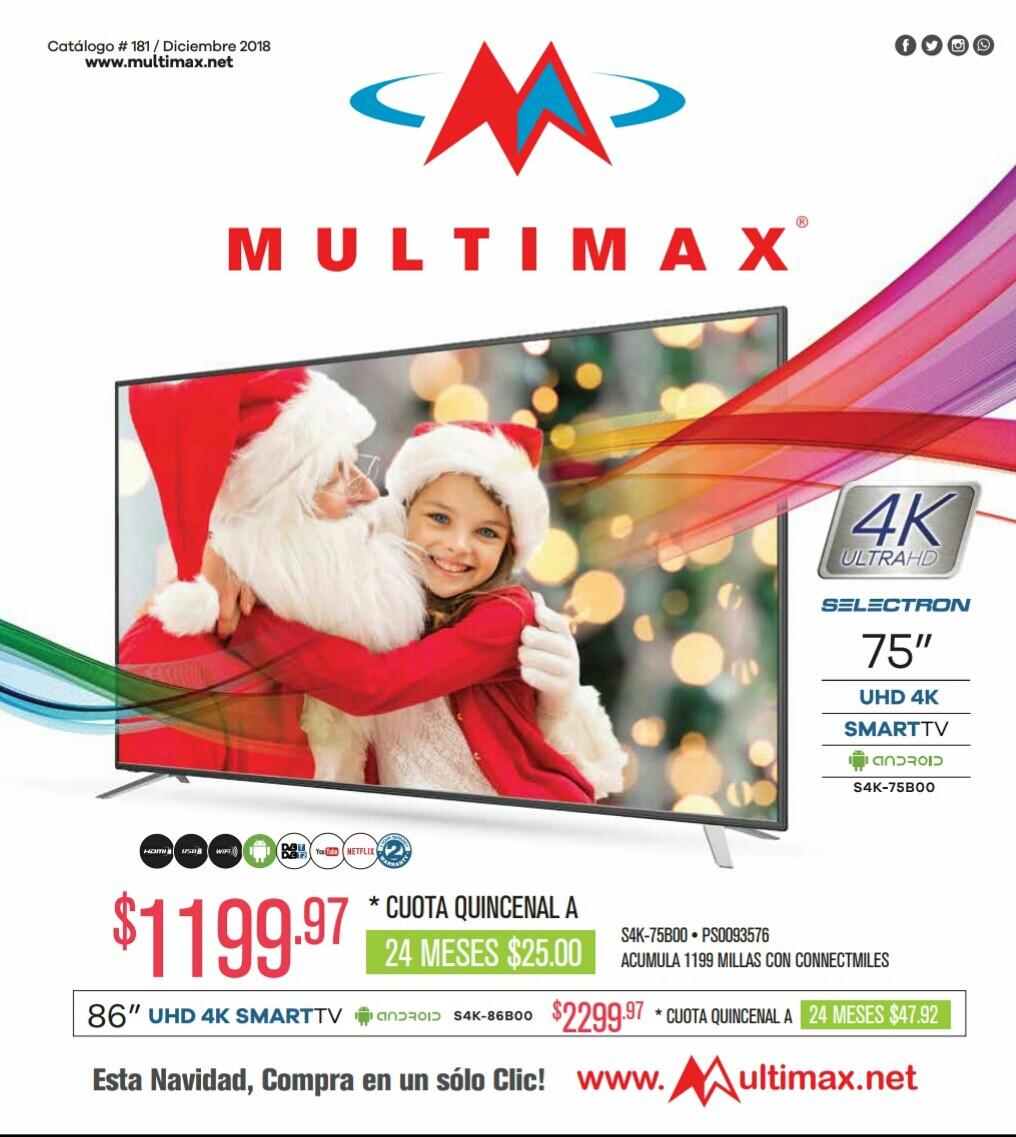 Catalogo Multimax diciembre 2018 p