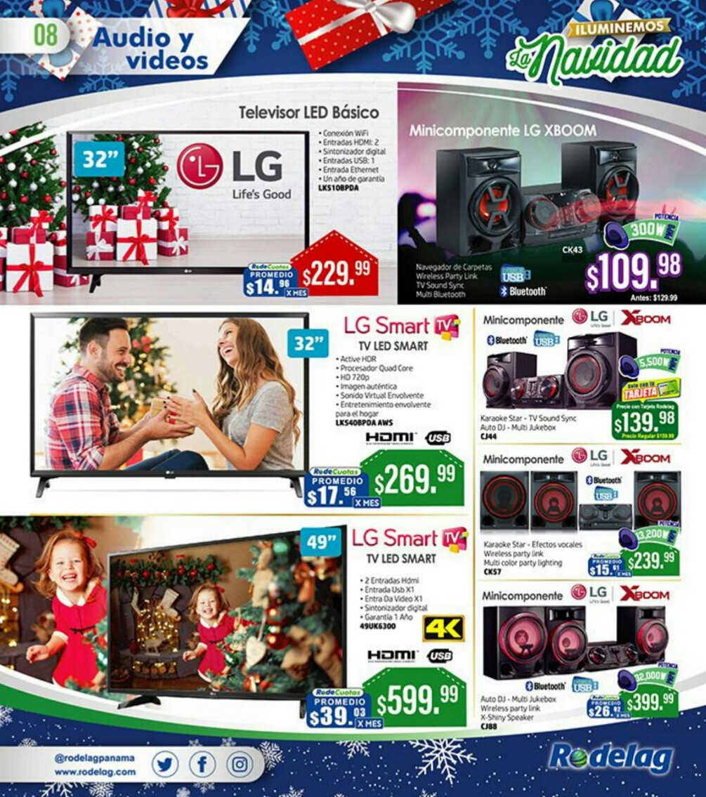 Catalogo Rodelag diciembre 2018 p8