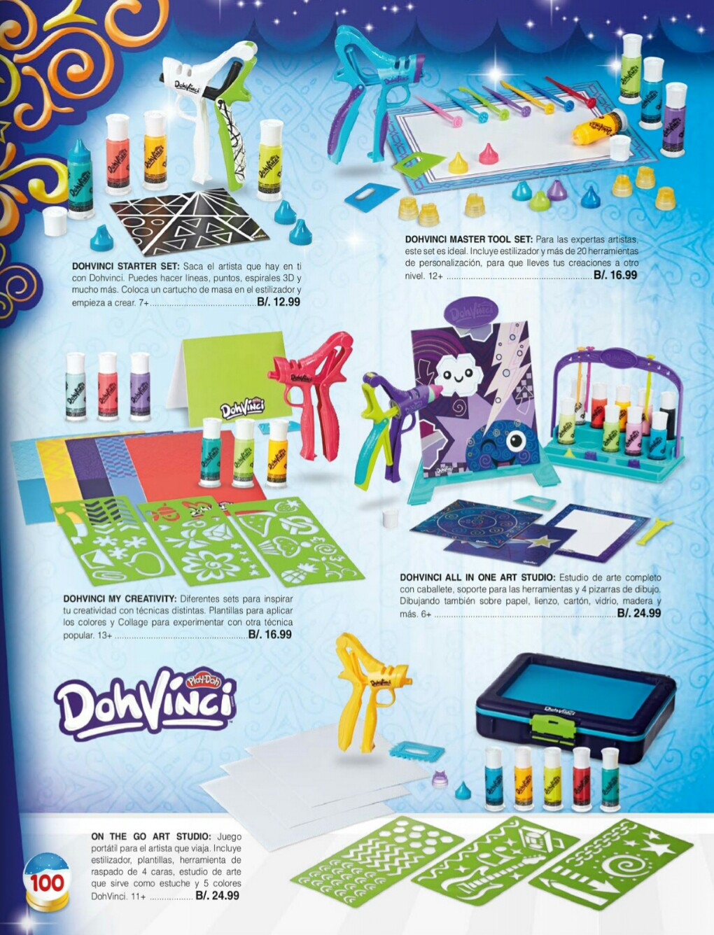 Catalogo juguetes Stivie toys 2018 p100