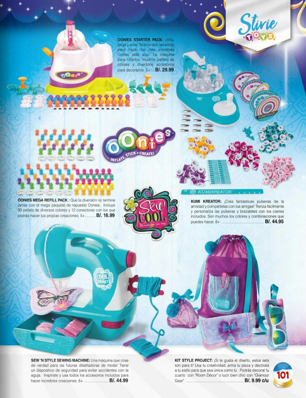 Catalogo juguetes Stivie toys 2018 p101