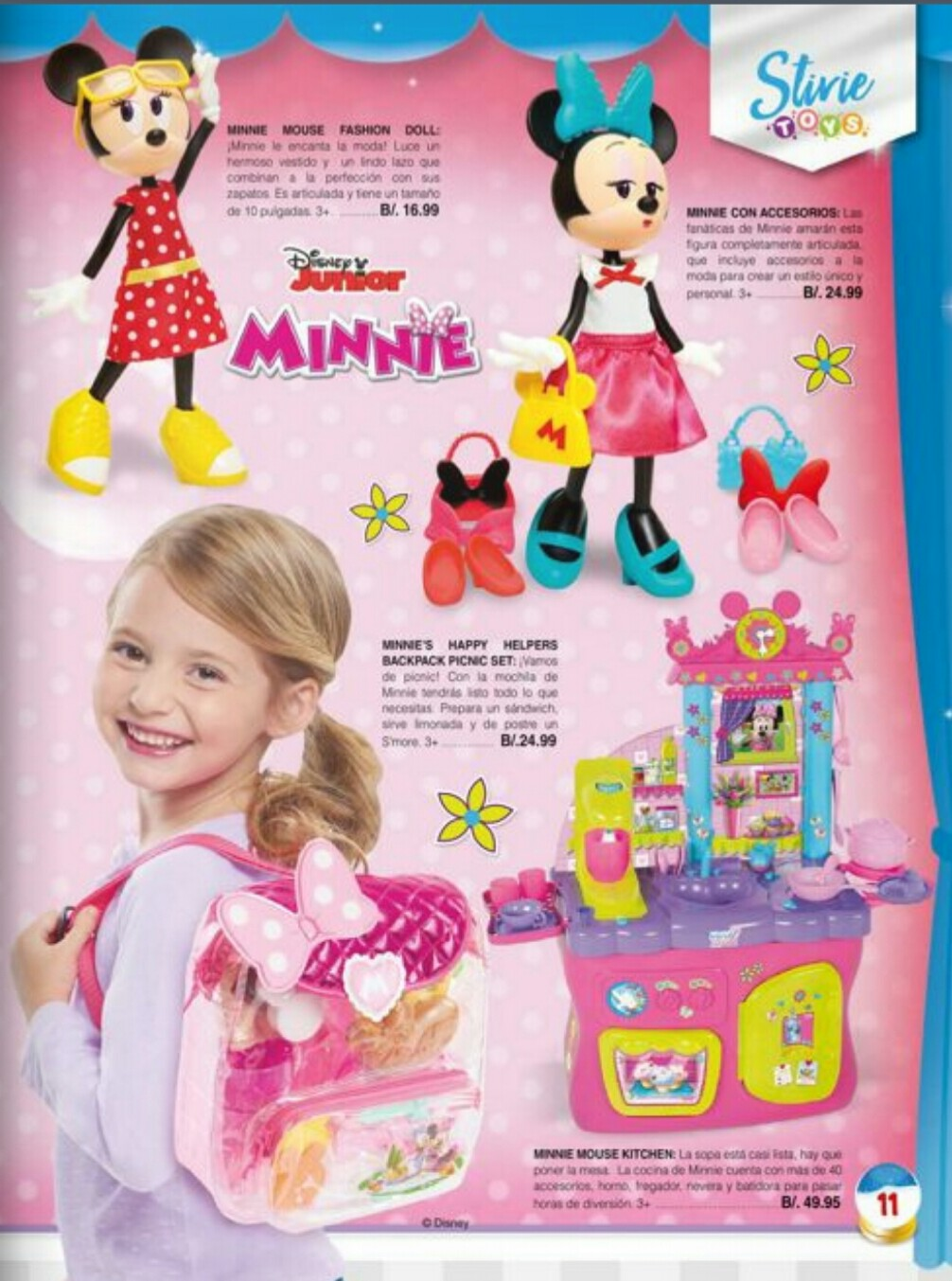 Catalogo juguetes Stivie toys 2018 p11
