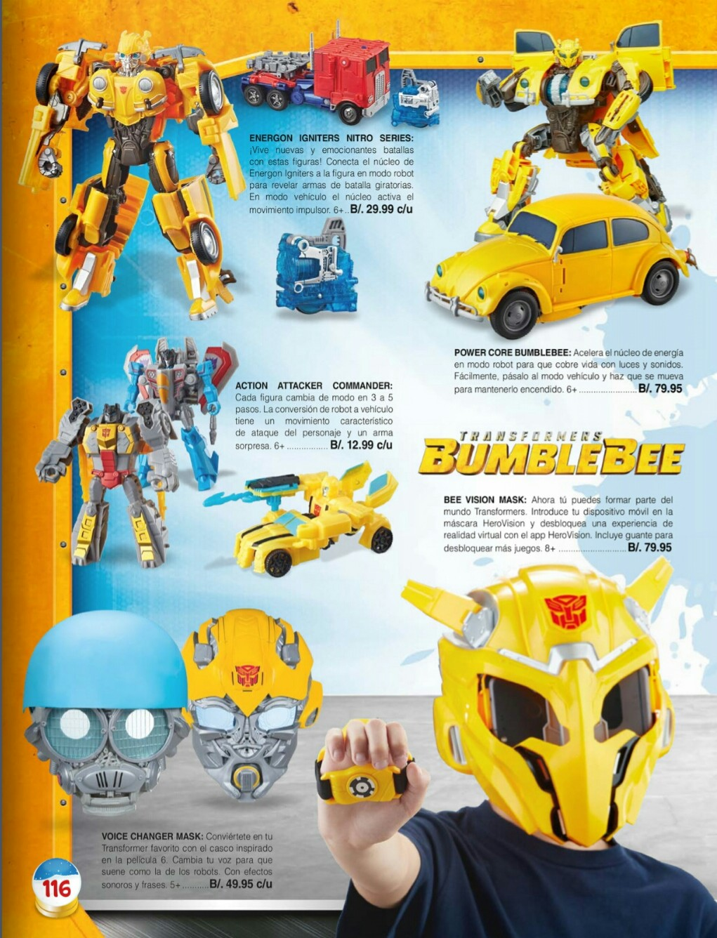 Catalogo juguetes Stivie toys 2018 p116