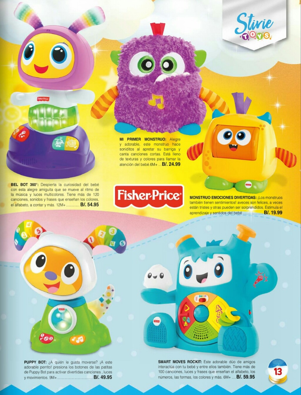 Catalogo juguetes Stivie toys 2018 p13